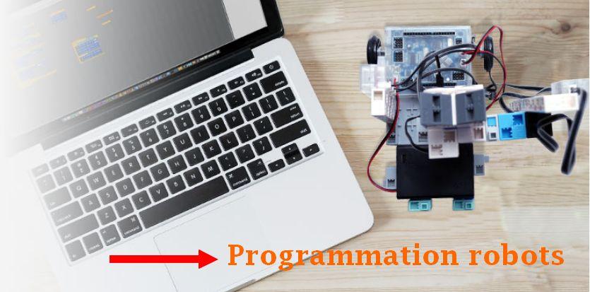 Apprendre la programmation via des robots