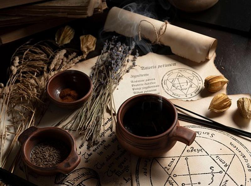 marabout rituel